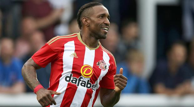 Middlesbough will have to deal with Jermain Defoe on Sunday