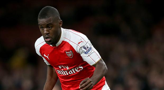 Arsenal's Costa Rica forward Joel Campbell has joined Sporting Lisbon on loan
