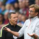 Liverpool manager Jurgen Klopp insists his side face no greater expectation because of a lack of European competition.