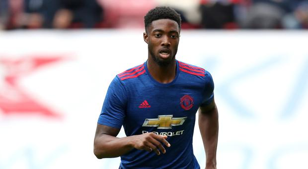 Tyler Blackett has joined Reading from Manchester United
