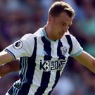 Jonny Evans joined West Brom from Manchester United in 2015 Picture: PA