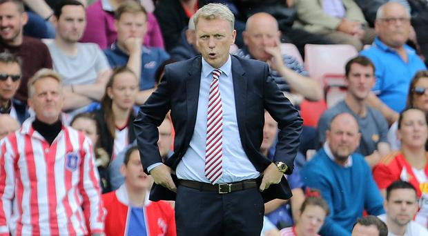 David Moyes has had a difficult start to life on Wearside