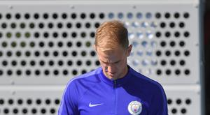 Manchester City goalkeeper Joe Hart's exit is impending