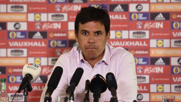 Chris Coleman: Wales position 'something very special and close to my heart'