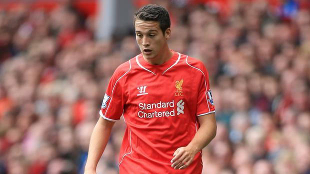 Image result for Javier Manquillo liverpool