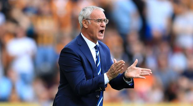 Claudio Ranieri is leading Leicester into the Champions League for the first time