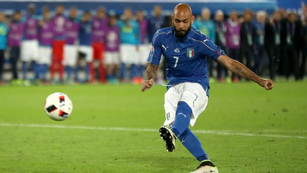 Simone Zaza is set for a move to West Ham