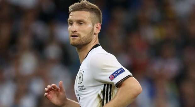 Germany international Shkodran Mustafi is set to join Arsenal from Valencia