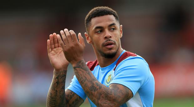 Burnley striker Andre Gray is facing a Football Association misconduct charge