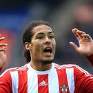 Defender Virgil Van Dijk has admitted Southampton face an uphill struggle to match last season's Premier League placing