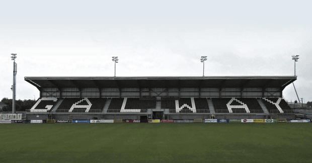 Eamonn Deacy Park is likely to be the home of Premier Division League of Ireland football in Galway when it returns to the city. Photo: Sportsfile