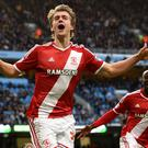 Patrick Bamford has joined Burnley on loan