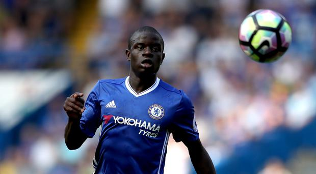 N'Golo Kante (pictured) has been described as a