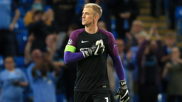 Manchester City goalkeeper Joe Hart joins Torino on loan