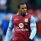 Adama Traore failed to make an impact at Aston Villa and did not start a Premier League game