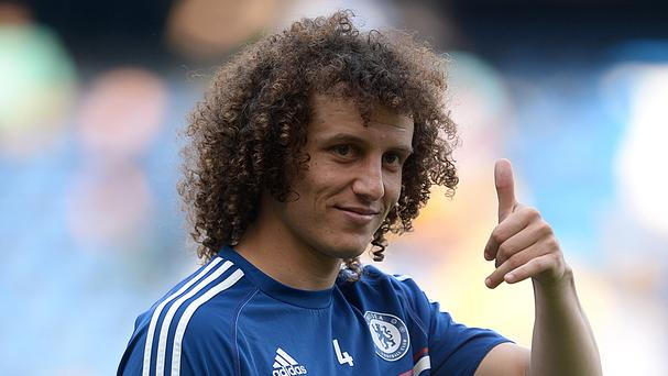 Brazil defender David Luiz secured a return to Chelsea in one of the surprise moves of transfer deadline day