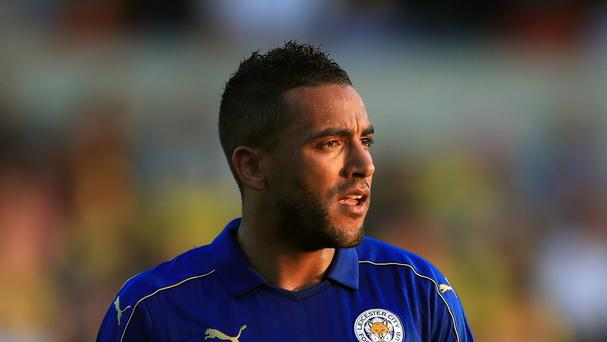 Danny Simpson helped Leicester win the Premier League title by 10 points last season