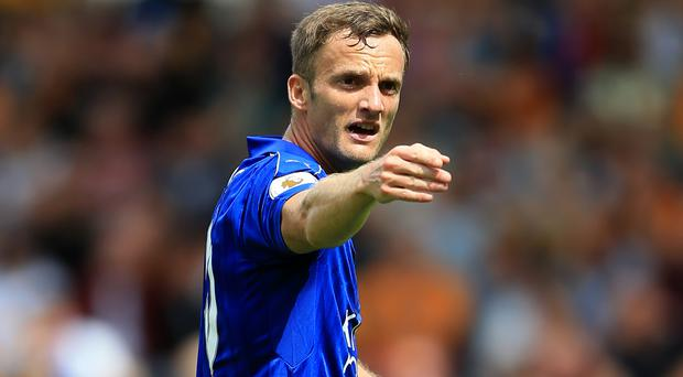 Andy King is excited by Leicester's increased options