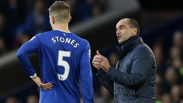 Everton's John Stones was unhappy with how his last season at Everton played out