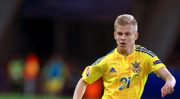 Among the host of signings Manchester City have made this summer are Gabriel Jesus, Marlos Moreno and Oleksandr Zinchenko, pictured