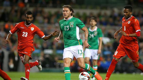 Five lessons from Ireland's late draw with Serbia