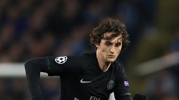Adrien Rabiot might be tempted by a return to the Premier League