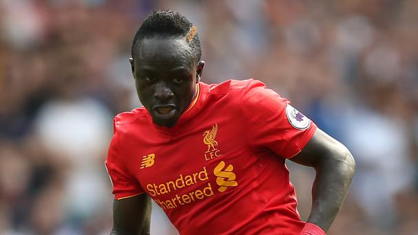 Liverpool forward Sadio Mane will be available to face Leicester