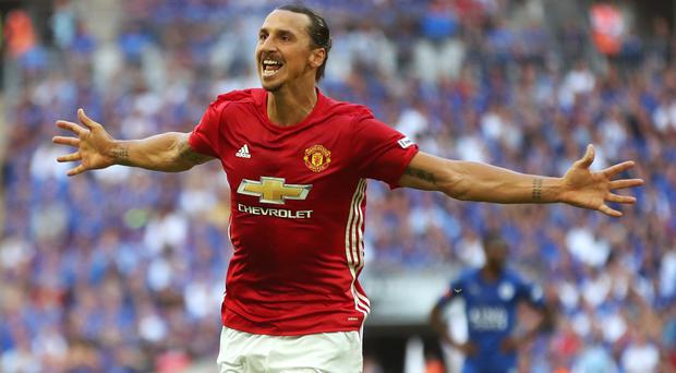 Zlatan Ibrahimovic still up there with the world's best