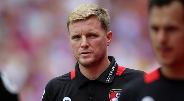 Bournemouth manager Eddie Howe says he is committed to the Premier League club