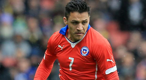 Arsenal forward and Chile captain Alexis Sanchez believes he can hold his own with other