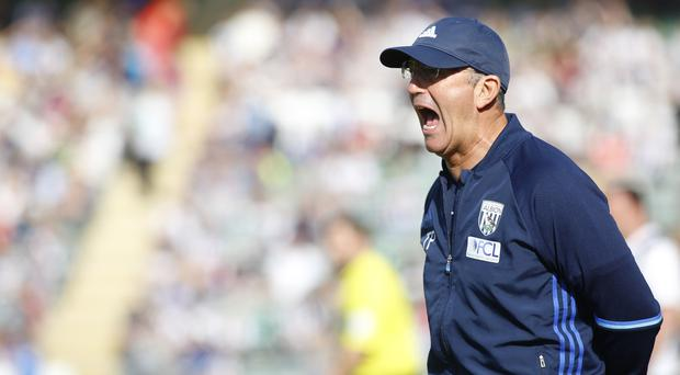Tony Pulis wanted more than he got in the transfer window