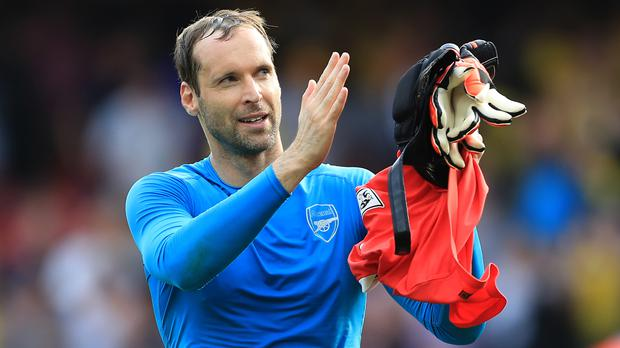 Arsenal goalkeeper Petr Cech believes his team are yet to fully hit their stride this season