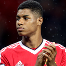 Marcus Rashford Photo: PA
