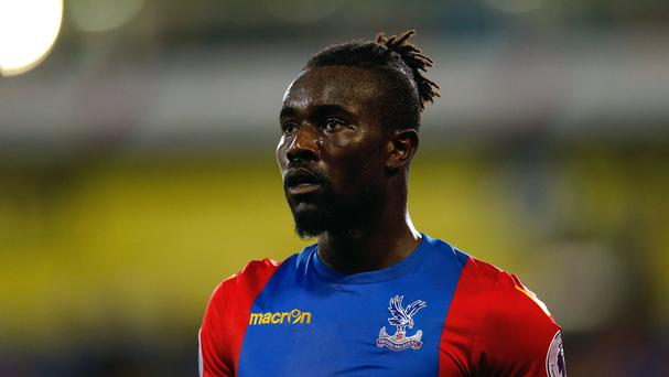 Senegal international Pape Souare was involved in a car accident on Sunday
