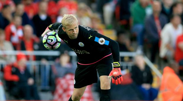 Kasper Schmeichel says Leicester will not change their style for the Champions League