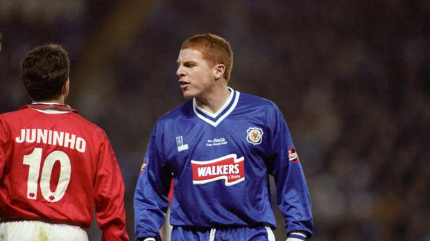 Neil Lennon was key to Leicester's success during the late 1990s and early 2000s