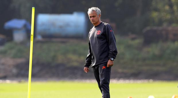 Manchester United manager Jose Mourinho is serious about winning the Europa League