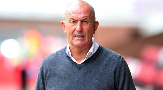 Tony Pulis insists he would never walk away from the West Brom job