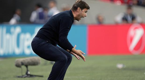Mauricio Pochettino was left frustrated by Tottenham's performance in midweek
