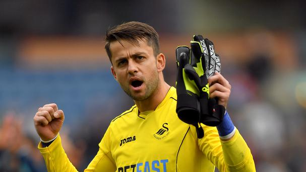 Lukasz Fabianski says the Swansea dressing room has paid no notice to the negativity surrounding the club.