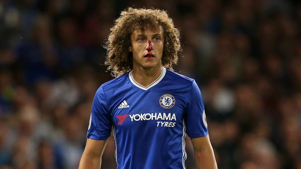 David Luiz is back at Chelsea