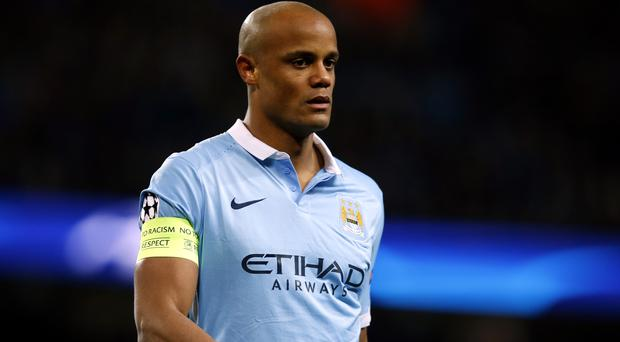 Manchester City captain Vincent Kompany is close to returning after injury