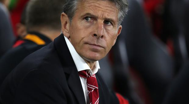 Southampton manager Claude Puel is confident his side can produce a positive against Swansea