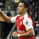 Alexis Sánchez broke club rules by taking a penalty against Hull Credit: Reuters
