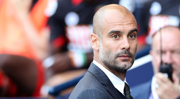 Manchester City manager Pep Guardiola has enjoyed an impressive start to life in the Premier League