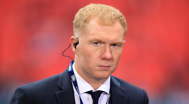 Paul Scholes believes Manchester United must change personnel
