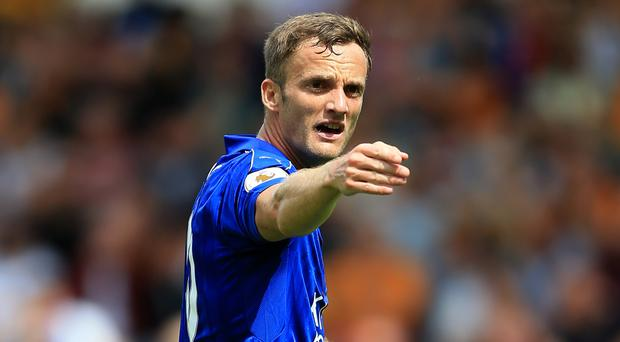 Leicester midfielder Andy King joined the Foxes as a trainee after being a boyhood Chelsea fan