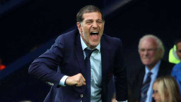 West Ham manager Slaven Bilic is reeling from back-to-back 4-2 defeats