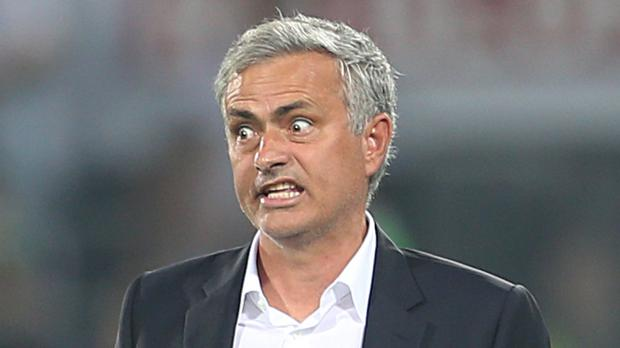 Jose Mourinho's Manchester United have lost three straight matches