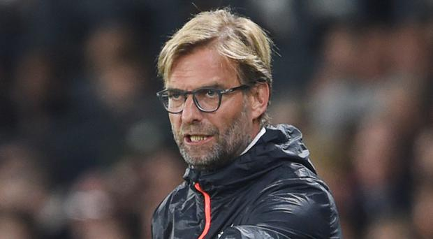 Liverpool manager Jurgen Klopp was pleased with a professional performance in the EFL Cup at Derby